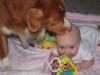 Max kisses